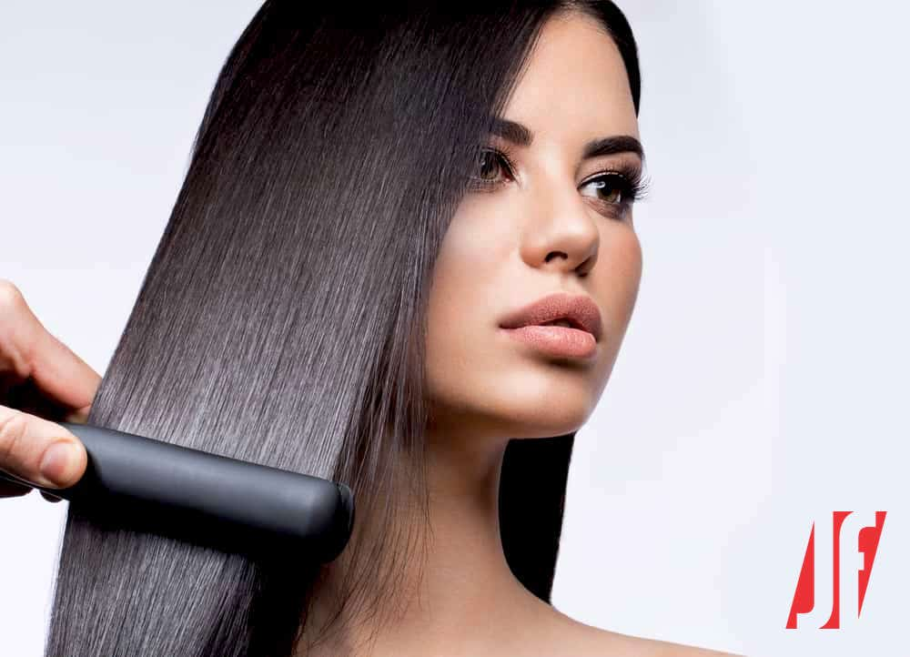 Keratin Treatment Process, Just Flaunt Salon, Hyderabad