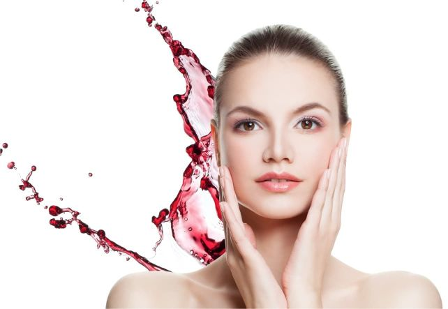 Wish to get the Healthy and Radiant Skin? Opt for Red Wine Facial