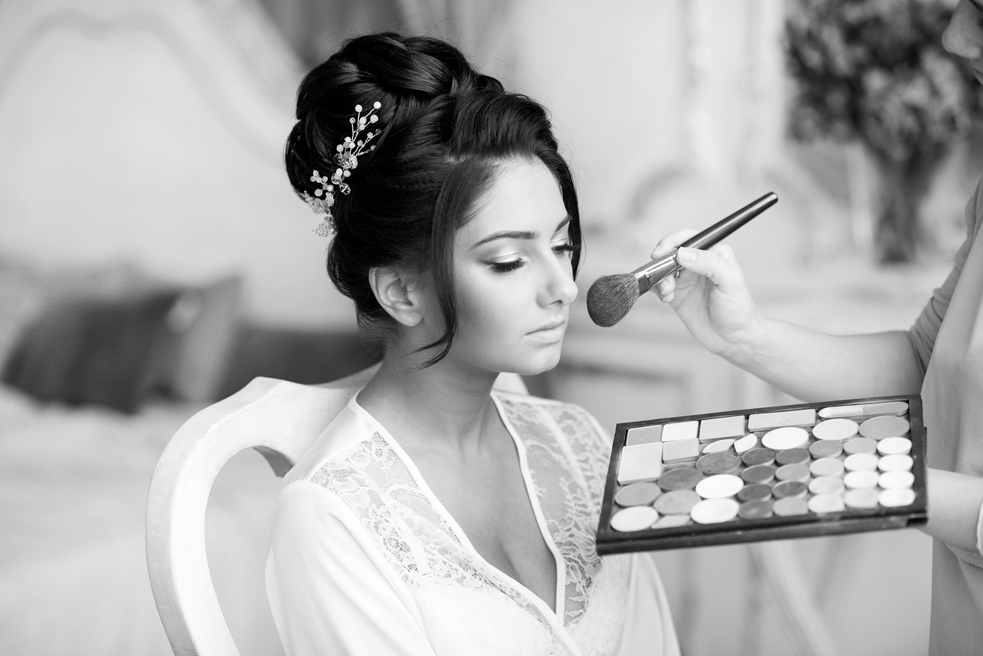 Professional Bridal Makeup Significance