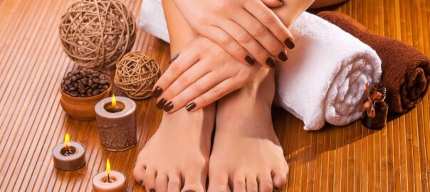 Manicure and Pedicure in hyderabad