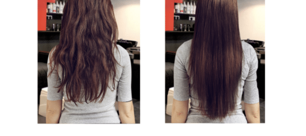 Keratin Treatment in Hyderabad, Real Customer's Image, Just Flaunt Salon