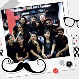 Just Flaunt Salon, Beauticians, Hair Stylists, Team